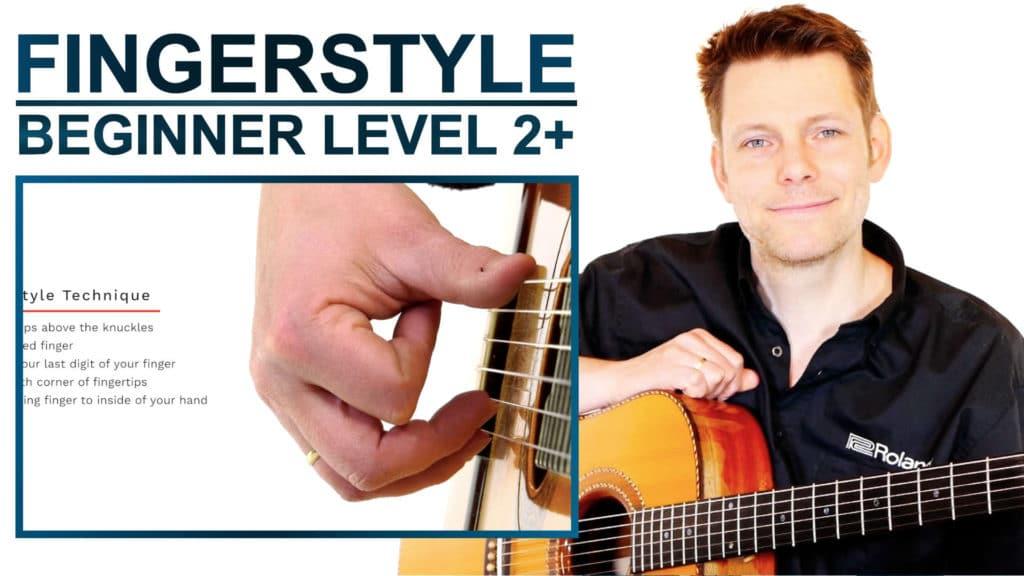fingerstyle beginner level 2
