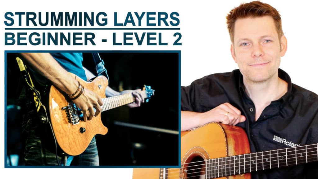 strumming layers beginner level 2